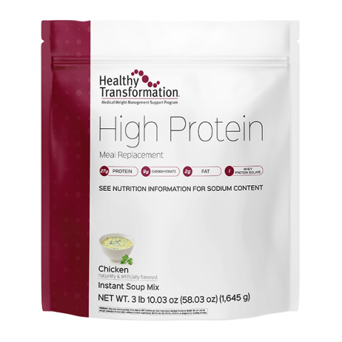 HT High Protein Soup